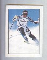 ALBERTO TOMBA.....SCI...PATTINAGGIO...SKATING...PATINAGE..HOCKEY....BOB......SKI - Winter Sports