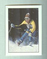 INGEMAR STENMARK...SCI...PATTINAGGIO...SKATING...PATINAGE..HOCKEY....BOB......SKI - Winter Sports