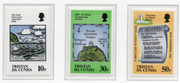 1985 - TRISTAN DA CUNHA - Yv.  Nr. 377/379 - NH - (UP131.9) - Tristan Da Cunha