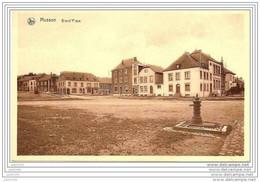 MUSSON ..--  Grand' Place . Ancienne Pompe Du Village . - Musson