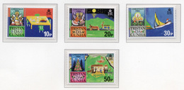 1985 - TRISTAN DA CUNHA - Yv.  Nr. 362/365 - NH - (UP131.9) - Tristan Da Cunha