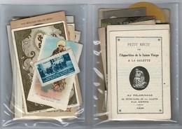 500 Images Et Documents Religieux Anciens. Tous états. - Postcards