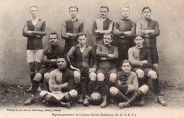 CPA De BOLLENE - Equipe 1ère De Football. - Bollene