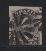 LOT 687 - BRESIL N° 33 Oblitéré - Brasil