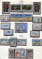 11230  DAHOMEY  Collection Vendue Par Page N° 218/39 */**   1965-66  TB - Benin – Dahomey (1960-...)