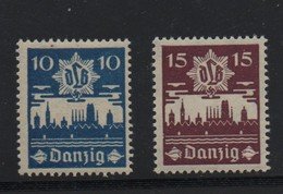 DANTZIG N° 226/227 ** - Autres - Europe