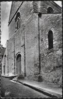 CPSM 28 - Epernon, La Façade De L'église - Epernon
