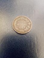 Milano Maria Teresa D'Austria   Mezzo Soldo 1777 - Monedas Regionales