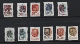 UKRAINE N° 155/165 ** - Ukraine