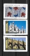 2019 - Tissu Africain - Chambord - Strasbourg - Provenant De Feuille - Adhesive Stamps