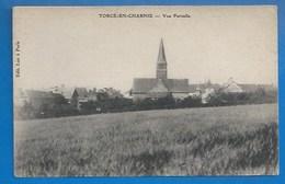 53 - TORCÉ-EN CHARNIE - VUE PARTIELLE DU VILLAGE - Francia
