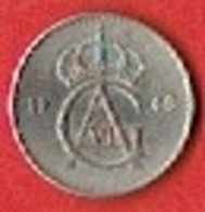 SWEDEN # 10 ØRE  FRA 1968 - Suède