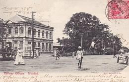 Antilles - Railway Offices - Trinidad - Trinidad