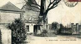 MONFLIERES / 80  /  LA CHAPELLE ET L'OFFRANDIER   CPA 9 X 14 TBE - France