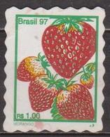 Fruits - BRESIL - Fraises - N° 2362 - 1997 - Brésil