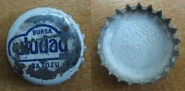 AC - ULUDAG SODA  TIN CAP  FROM TURKEY - Soda