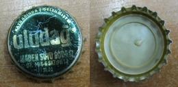 AC - ULUDAG MINERAL WATER  TIN CAP  FROM TURKEY - Soda