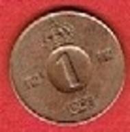 SWEDEN # 1 ØRE  FRA 1959 - Suède