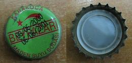 AC - BEYPAZARI MINERAL WATER  TIN CAP  FROM TURKEY - Soda