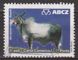 Aqnimazux Domestiques - Elevage - BRESIL - Boeuf Zébu - N° 31 - 2009 - Brésil