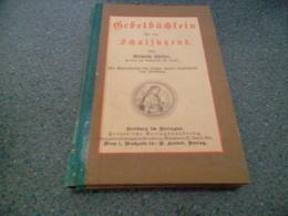 LIVRET D'ECOLIER ANCIEN  PAR WILHELM FÄRBER 1892 - Livres, BD, Revues