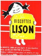 B L/ Biscottes  Lison    (Format 12 X 10) N=1 - Biscottes