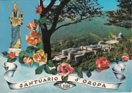 Biella - Santuario Di Oropa - Luoghi Santi