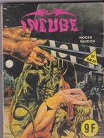 Lot Petits Formats Elvifrance; Incube Le Sicaire Le Projet H.... - Books, Magazines, Comics