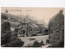 107 - TROIS - PONTS  - L'église - Trois-Ponts