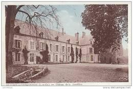 41 - SAINT LUBIN EN VERGONNOIS / CHATEAU DE LA SOURDIERE - France