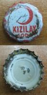 AC - KIZILAY MINERAL WATER  TIN CAP  FROM TURKEY - Soda