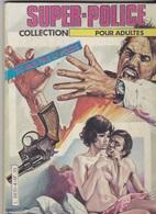 Lot Petits Formats Super-police Chacal Riposte Mr Suzuki Patrouille....... - Books, Magazines, Comics
