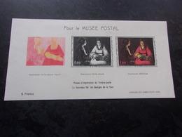 FRANCE (1966) Pour Le Musée Postal - Ohne Zuordnung