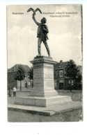 Roeselare - Standbeeld Albrecht Rodenbach - Vlaamsche Dichter / Deraedt-Verhoye (1919) - Roeselare