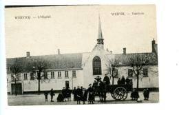 Wervicq - L'Hôpital / Wervik - Gasthuis - Wervik