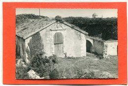 17  .BROUAGE  ,  Ville Fortifiée  .Poudrière  SAINT - LUC  .cpsm  9 X 14 - France