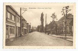 Sint-Laureins Leemweg Naar Oost Oude Postkaart - Sint-Laureins