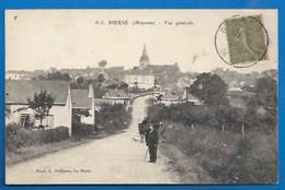 53 - BIERNÉ -  VUE GENERALE - France
