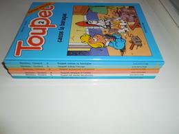 LOT TOUPET TOMES 2/3/4/5/6/8/ TBE - Books, Magazines, Comics