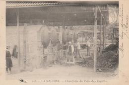 58--LA MACHINE--CHAUFFERIE DU PUITS DES ZAGOTHS--VOIR SCANNER - La Machine
