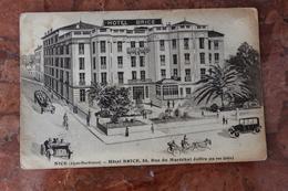 NICE (06) - HOTEL BRICE - 44 RUE DU MARECHALL JOFFRE (EX RUE COTTA) - Bar, Alberghi, Ristoranti