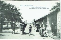 Congo. Boma. Marché Couvert. - Congo - Brazzaville