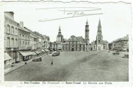 Sint-Truiden. Saint-Trond. De Fruitmarkt. Le Marché Aux Fruits. - Sint-Truiden