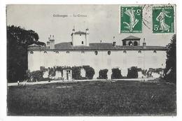 COLLANGES  (cpa 63)   Le Château    -  L 1 - Other Municipalities
