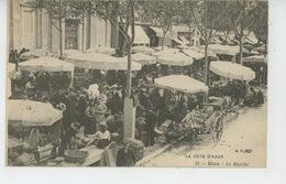 NICE - Le Marché - Markets, Festivals