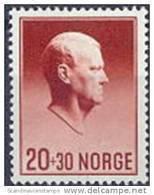 NOORWEGEN 1942 Vidkun Quisling 20+30õre PF-MNH-NEUF - Ungebraucht