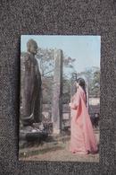 CEYLAN - Femme Dans Les Ruines - Sri Lanka (Ceylon)