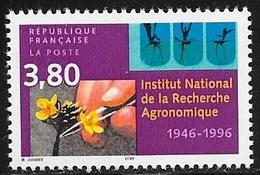 TIMBRE N° 3001    -   INSTITUT NATIONAL DE LA RECHERCHE AGRONOMIQUE     -  NEUF  -  1996 - Nuovi