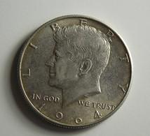 USA 1/2 Dollar 1964 Silver - Federal Issues
