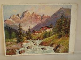 J. Hecker   Kunstverlag Emil Köhn München Cartolina - Künstlerkarten